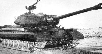 Radziecki czołg ciężki IS-4
