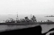 Krążowniki typu Tone - ostatnie japońskie ciężkie krążowniki