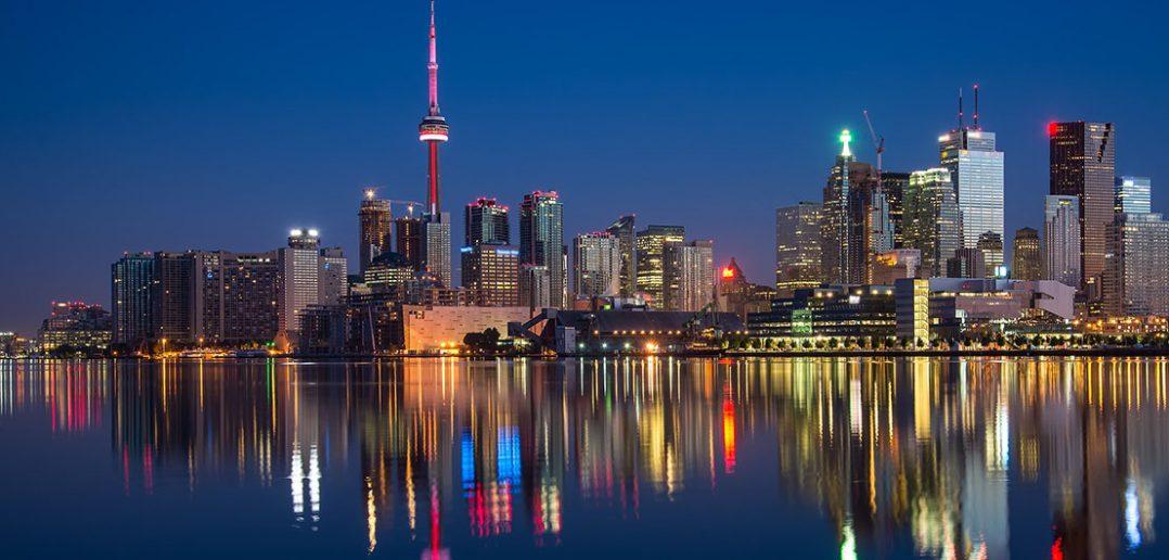 CN Tower - symbol Toronto