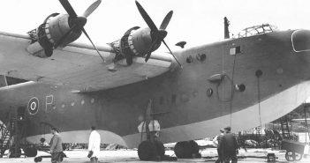Short Shetland - zapomniana brytyjska łódź latająca