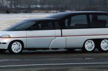 """Plymouth Voyager III Concept - samochód """"dwa w jednym"""""""