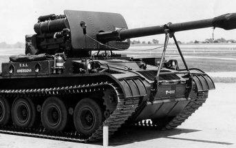 M56 Scorpion - lekki amerykański niszczyciel czołgów