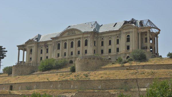 Pałac Tajbeg (fot. Wikimedia Commons)
