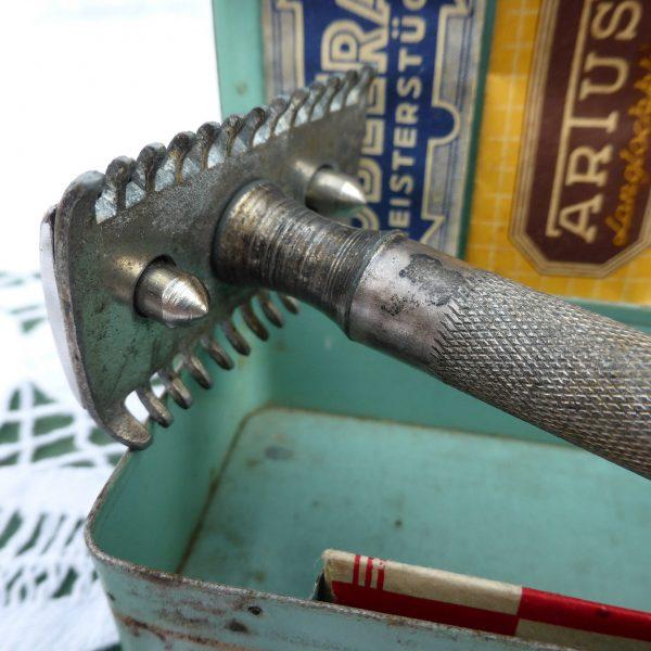 Stara maszynka do golenia