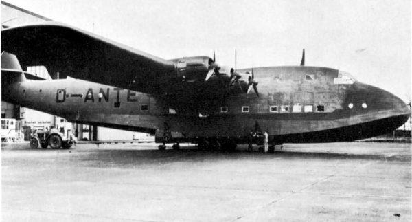 Prototyp Blohm & Voss BV 222