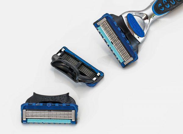 Współczesna maszynka do golenia