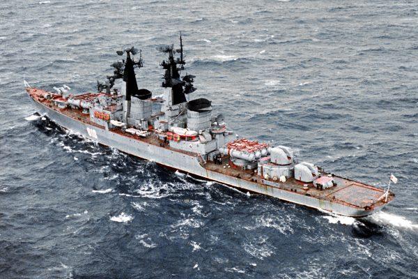 Groznyj albo Admirał Gołowko