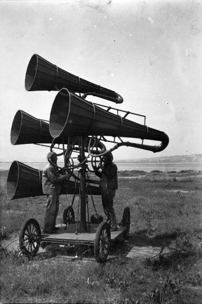 Mobilna stacja nasłuchowa