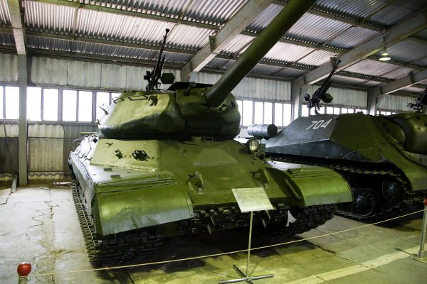 IS-4 (fot. Wkimedia Commons)
