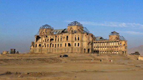 Pałac Darul Aman (fot. Wikimedia Commons)