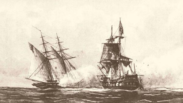 USS Enterprise w walce z Tripoli