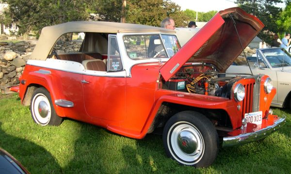 Willys-Overland Jeepster (fot. Wikimedia Commons)