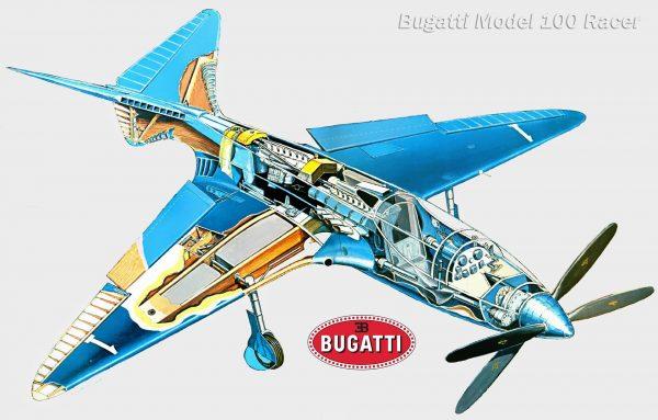 Bugatti Model 100