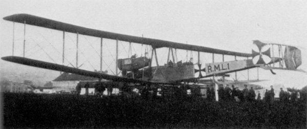 Zeppelin-Staaken VGO.I