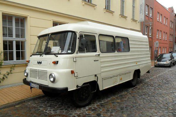 Bus Robur (fot. Thomas Kohler)