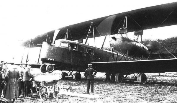 Zeppelin-Staaken R.VI