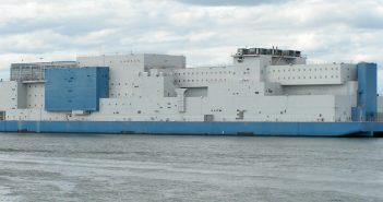 Vernon C. Bain Correctional Center - największe na świecie pływające więzienie