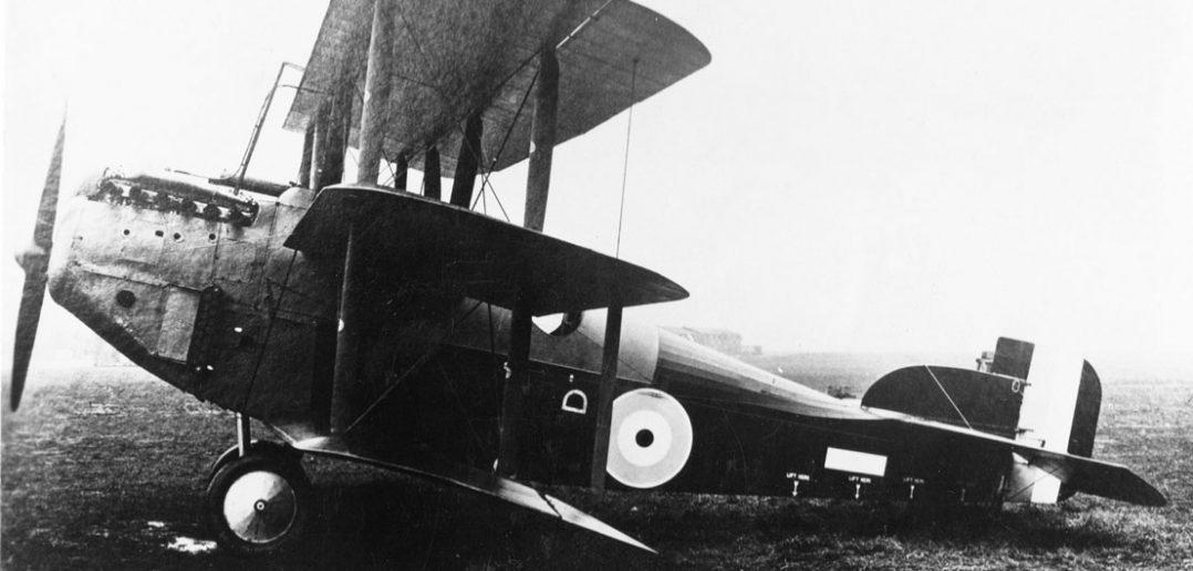 Zapomniany trójpłatowy bombowiec Sopwith Rhino