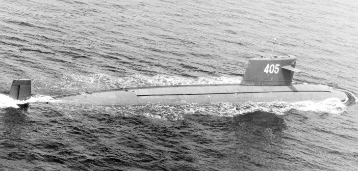 Okręty podwodne typu 091 - pierwsze chińskie atomowe okręty podwodne