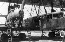 Zeppelin-Staaken R.VI - największy niemiecki bombowiec I wojny światowej