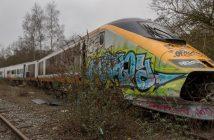 Zapomniany pociąg Eurostar
