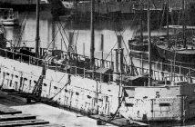Francuskie i brytyjskie baterie pancerne z czasów Wojny Krymskiej