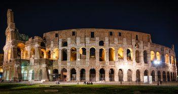 Koloseum - symbol i największa atrakcja Rzymu