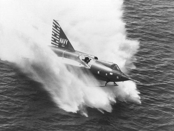 Prototyp Convair F2Y Sea Dart
