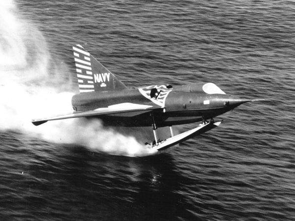 Prototyp Convair F2Y Sea Dart