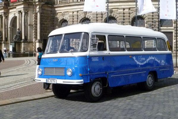 Autobus Robur (fot. Wikimedia Commons)