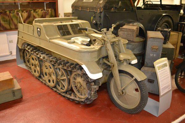 Sd.Kfz.2 Kettenkrad (fot. jambox998/Flickr.com)