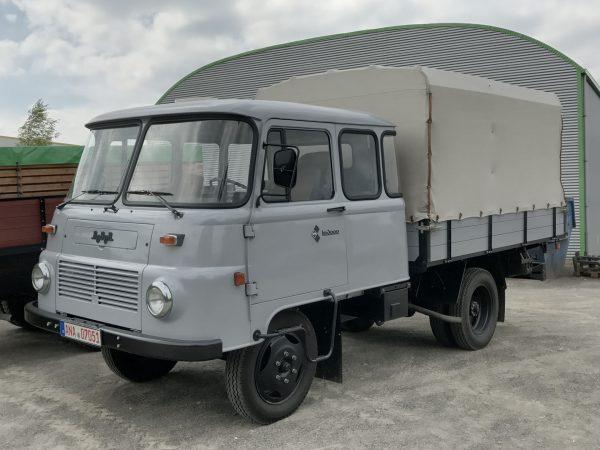 Ciężarówka Robur LO 3000 (fot. Wikimedia Commons)