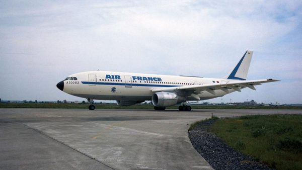Air France Airbus A300B2 (fot. Airbus)