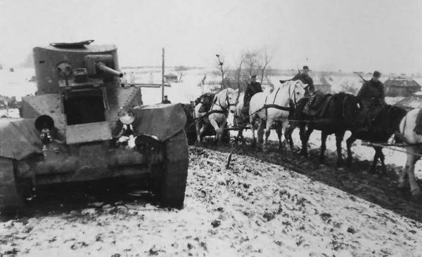 Wrak BT-2