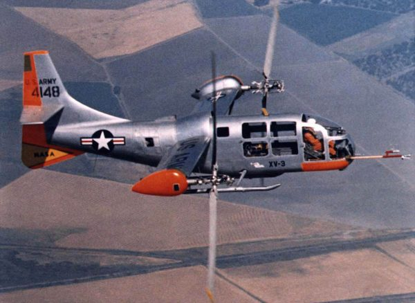 Bell Helicopter XV-3