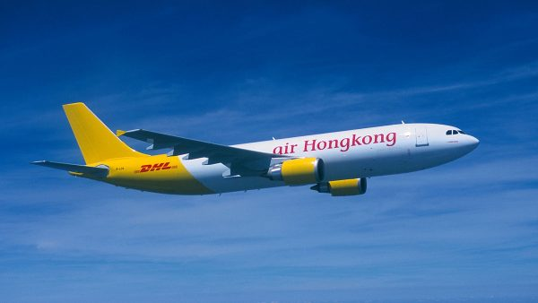 Air Hong Kong Airbus A300-600 (fot. Airbus)