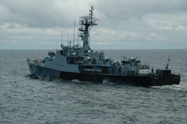 ORP Kaszub (620) (fot. PMW)