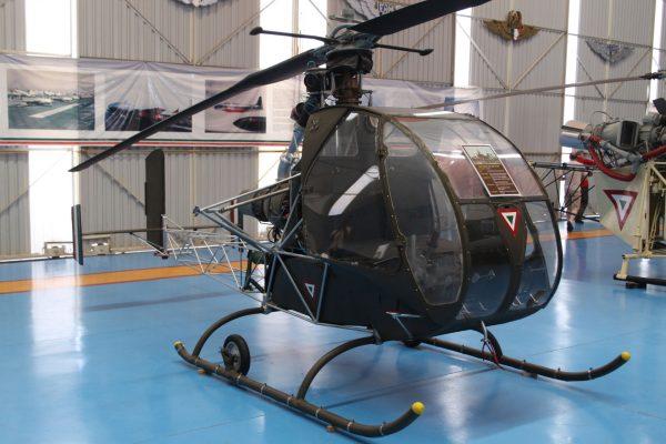 Sud-Ouest Djinn (fot. Aeroprints.com)