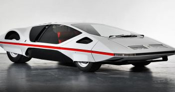 Niesamowite Ferrari Modulo z 1970 roku