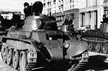 Radzieckie czołgi szybkie BT-2, BT-5 i BT-7