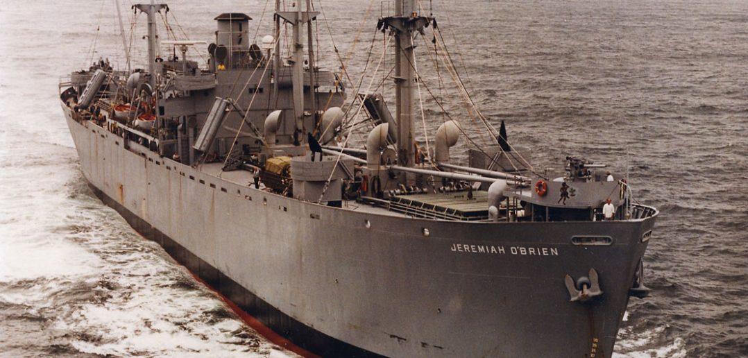Statki typu Liberty - wojenna prostota i masowa produkcja
