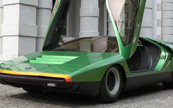 Jedyna w swoim rodzaju Alfa Romeo Carabo