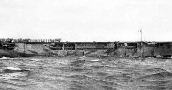 HMS Audacity - pierwszy lotniskowiec eskortowy