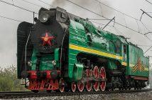 Seria P36 - ostatnie radzieckie parowozy