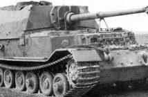 Niemiecki niszczyciel czołgów Ferdynand/Elefant