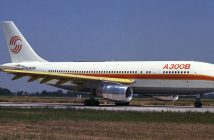 Airbus A300 - pierwszy Airbus