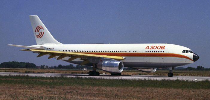 Airbus A300 – pierwszy Airbus