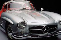 Legendarny Mercedes-Benz 300SL Gullwing