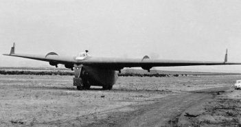 Zapomniany samolot transportowy DINFIA IA.38 Naranjero