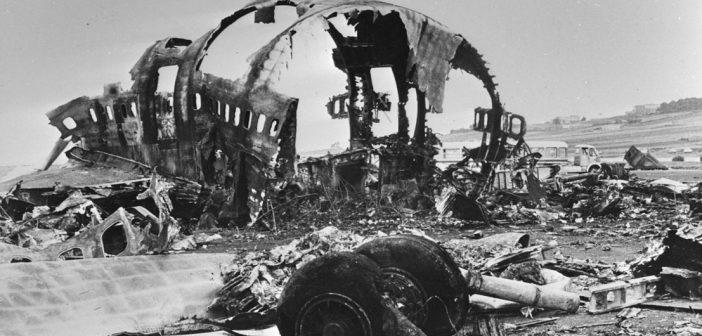 Katastrofa lotnicza na Teneryfie (1977) – największa katastrofa lotnicza w historii